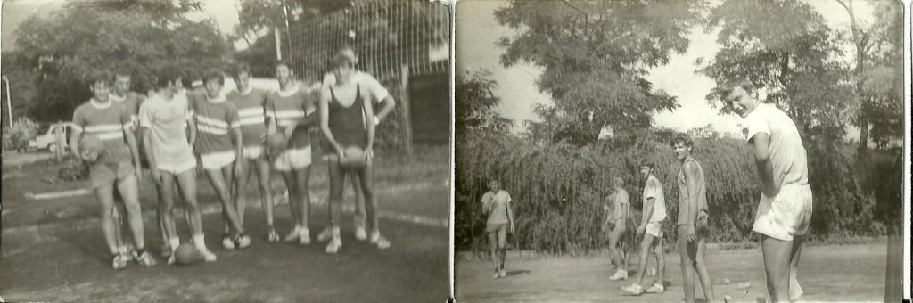 Karcagi edzőtábor (1968).